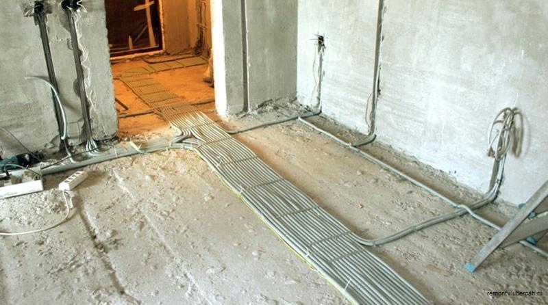Ванные комнаты ремонт в ленинградке